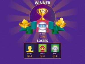 Онлайн игра Вип Пики (VIP Spades) (изображение №2)