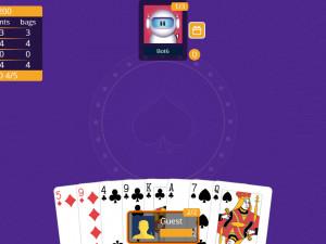 Онлайн игра Вип Пики (VIP Spades) (изображение №5)