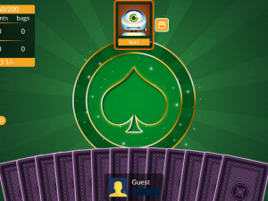 Онлайн игра Вип Пики (VIP Spades) (изображение №7)