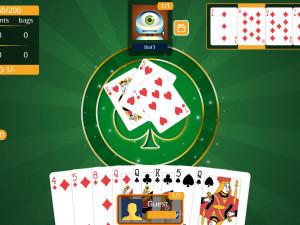 Онлайн игра Вип Пики (VIP Spades) (изображение №8)