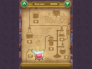 Онлайн игра Лаборатория Алхимика (Alchemist Lab) (изображение №6)