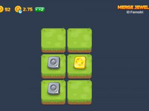 Онлайн игра Слияние Драгоценных Камней (Merge Jewels) (изображение №5)