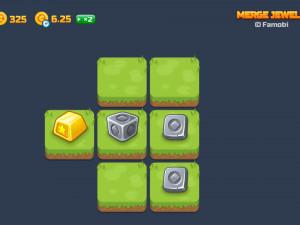 Онлайн игра Слияние Драгоценных Камней (Merge Jewels) (изображение №4)