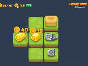 Онлайн игра Слияние Драгоценных Камней (Merge Jewels) (изображение №7)