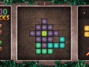 Онлайн игра 1000 блоков (1000 Blocks) (изображение №2)