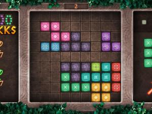 Онлайн игра 1000 блоков (1000 Blocks) (изображение №3)