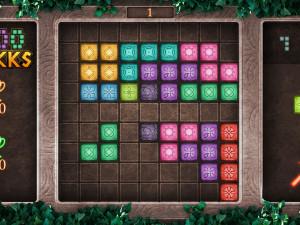Онлайн игра 1000 блоков (1000 Blocks) (изображение №4)