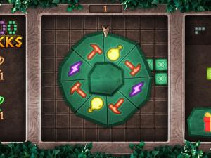Онлайн игра 1000 блоков (1000 Blocks) (изображение №5)