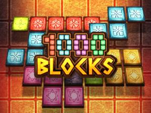 Онлайн игра 1000 блоков (1000 Blocks) (изображение №1)