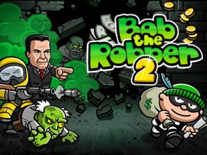 Онлайн игра Воришка Боб 2 (Bob The Robber 2) (изображение №1)