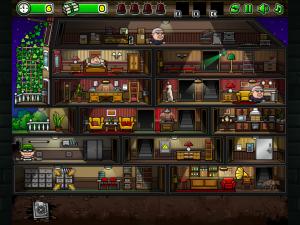 Онлайн игра Воришка Боб 2 (Bob The Robber 2) (изображение №4)