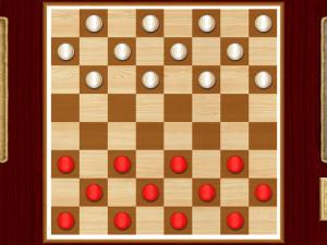 Онлайн игра Шашки Классические (Checkers Classic) (изображение №2)
