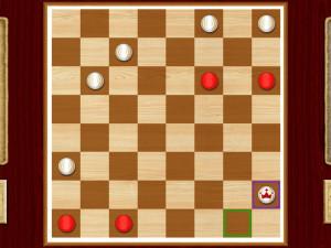 Онлайн игра Шашки Классические (Checkers Classic) (изображение №9)