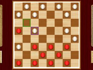 Онлайн игра Шашки Классические (Checkers Classic) (изображение №7)