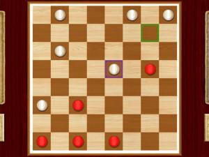 Онлайн игра Шашки Классические (Checkers Classic) (изображение №4)