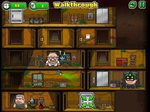 Онлайн игра Воришка Боб 3 (Bob The Robber 3) (изображение №3)