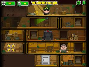 Онлайн игра Воришка Боб 3 (Bob The Robber 3) (изображение №4)