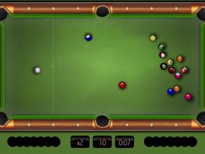 Онлайн игра Бильярд Классический (8 Ball Pool Billiards Classic) (изображение №2)