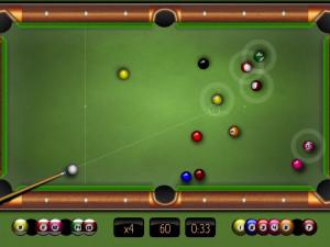 Онлайн игра Бильярд Классический (8 Ball Pool Billiards Classic) (изображение №3)