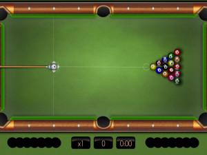 Онлайн игра Бильярд Классический (8 Ball Pool Billiards Classic) (изображение №4)