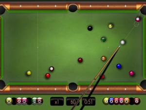Онлайн игра Бильярд Классический (8 Ball Pool Billiards Classic) (изображение №5)
