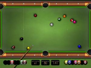 Онлайн игра Бильярд Классический (8 Ball Pool Billiards Classic) (изображение №6)