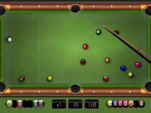 Онлайн игра Бильярд Классический (8 Ball Pool Billiards Classic) (изображение №7)