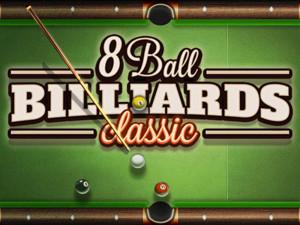 Онлайн игра Бильярд Классический (8 Ball Pool Billiards Classic) (изображение №1)