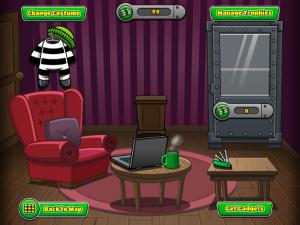 Онлайн игра Воришка Боб 4: Cезон 1 - в Париже (Bob The Robber 4: Season 1 - Paris) (изображение №4)