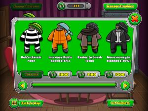 Онлайн игра Воришка Боб 4: Cезон 1 - в Париже (Bob The Robber 4: Season 1 - Paris) (изображение №6)