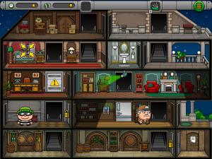 Онлайн игра Воришка Боб 4: Cезон 1 - в Париже (Bob The Robber 4: Season 1 - Paris) (изображение №9)