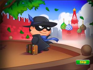 Онлайн игра Воришка Боб 4: Cезон 2 - в России (Bob The Robber 4: Season 2 - Russia) (изображение №6)