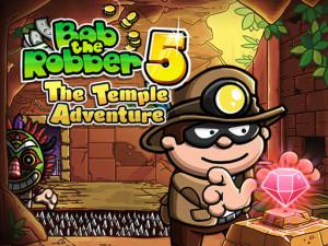 Воришка Боб 5: Приключения в Храме