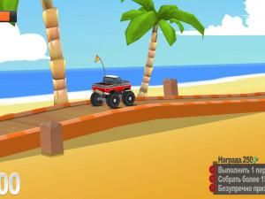 Онлайн игра Гоночный грузовик  (Endless Truck) (изображение №3)