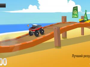 Онлайн игра Гоночный грузовик  (Endless Truck) (изображение №11)