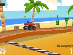 Онлайн игра Гоночный грузовик  (Endless Truck) (изображение №10)