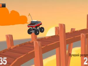 Онлайн игра Гоночный грузовик  (Endless Truck) (изображение №6)