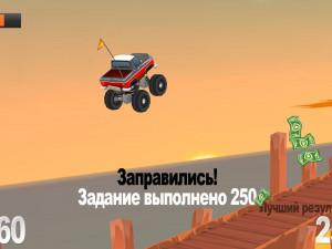 Онлайн игра Гоночный грузовик  (Endless Truck) (изображение №4)