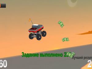Онлайн игра Гоночный грузовик  (Endless Truck) (изображение №2)