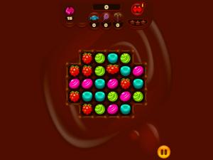 Онлайн игра Вкусные Драгоценности (Tasty Jewel) (изображение №2)