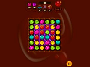 Онлайн игра Вкусные Драгоценности (Tasty Jewel) (изображение №3)