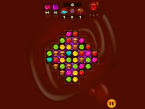 Онлайн игра Вкусные Драгоценности (Tasty Jewel) (изображение №4)