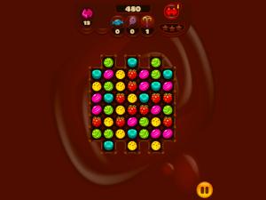 Онлайн игра Вкусные Драгоценности (Tasty Jewel) (изображение №5)