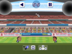 Онлайн игра Футбол Головами (Soccer Heads) (изображение №2)