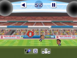 Онлайн игра Футбол Головами (Soccer Heads) (изображение №4)