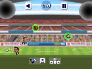 Онлайн игра Футбол Головами (Soccer Heads) (изображение №5)