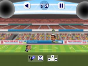 Онлайн игра Футбол Головами (Soccer Heads) (изображение №6)