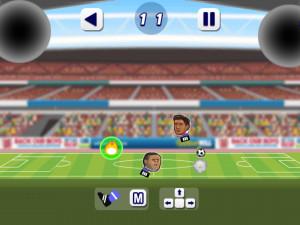 Онлайн игра Футбол Головами (Soccer Heads) (изображение №7)