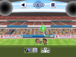 Онлайн игра Футбол Головами (Soccer Heads) (изображение №8)
