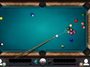 Онлайн игра Бильярд: 8 шаров (8Ball Online) (изображение №3)